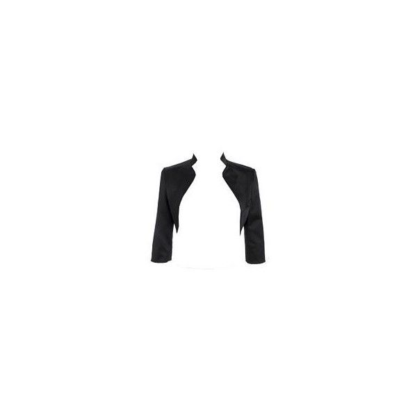 Cover ups & capes - Occasionwear - Womens - Debenhams ($54) ❤ liked on Polyvore featuring outerwear, jackets, boleros, chaquetas, bolero jacket, cape jacket and cape coats