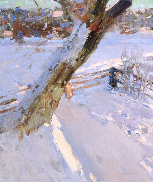 The winter linden - Bato Dugarzhapov