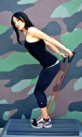 Amazing Arm Workouts for Women (See Ya, Chicken Wings)