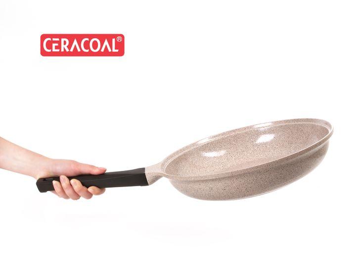 CERACOAL - Imfini Frypan _ Stone coating 20/24/28cm Frypan