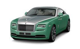 2017 ○ Rolls-Royce Wraith