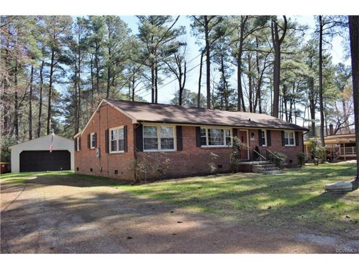 THIS BRICK RANCHER has been Well Maintained and  is in move-in Condition.  RENOVATED IN 2013. FEATUREING A  24X24 -2 CAR GARAGE - 3 bedrooms- 2 bathrooms - VINYL WINDOWS -  Gas Fireplace in Living Room - 15X8 back Deck. - A detached 10x10 Shed.  The  Concrete area in the Back yard is great for entertaining with a cook out and fire pit.  GARAGE  has baseboard HEAT and a portable AIR Conditioner.    -  A MUST SEE-  Please See Pictures  -  MOVE- IN  READY