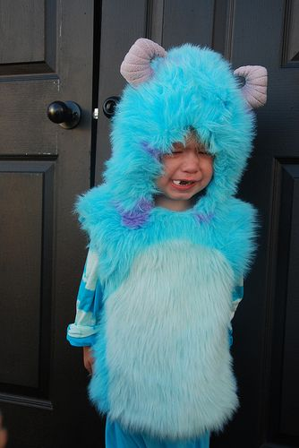 house of paint.: Mike & Sully Monster Costumes