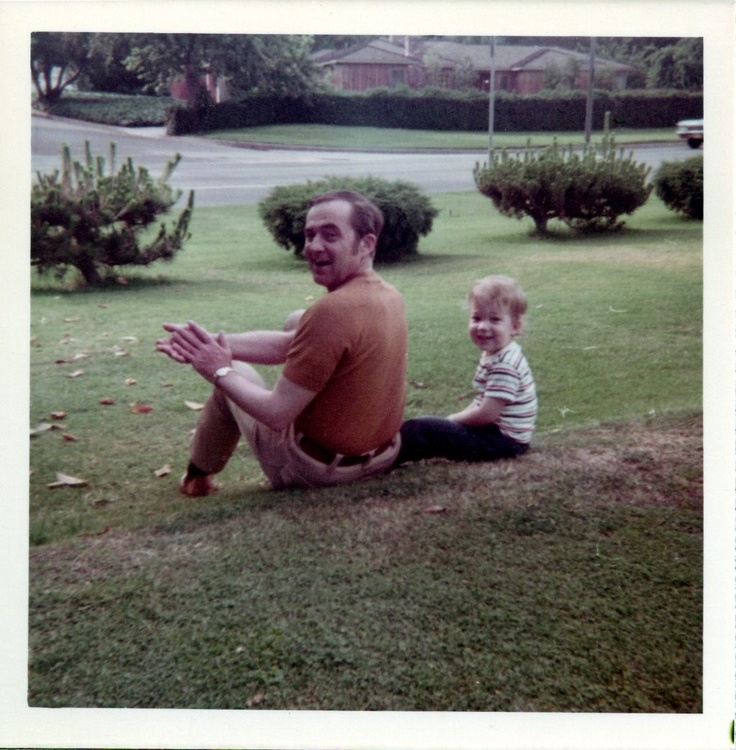 Me and dad, 1973. My favorite picture of us right now. He's been gone for 10 years, and I'm thinking of him this Father's Day as my first son turns 6 months old.: Pictures Ideas, Sons Turning, Father Day, 6 Months Old, 6 Month Olds, Father'S Day, Fathers Day, 10 Years, Favorite Pictures