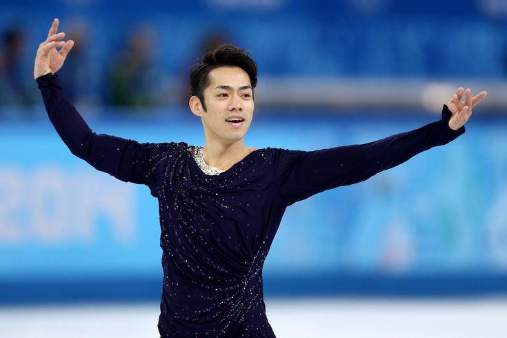 Daisuke Takahashi in Winter Olympics: Figure Skating