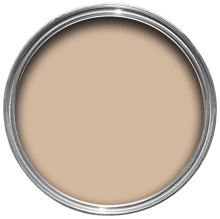 Colours Warm Beige Silk Emulsion Paint 2.5L | Rooms | DIY at B&Q