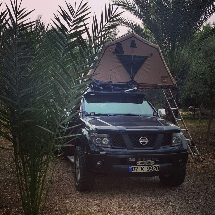 navara camping Nissan pathfinder, Camping, Nissan 4x4
