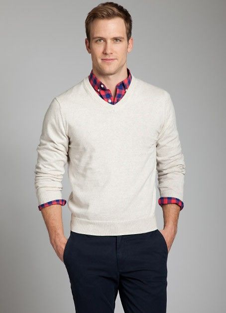 Love oxfords with sweaters and khaki/dress pants