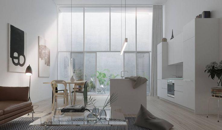 Östra Finnbodavägen 13 | Alexander White