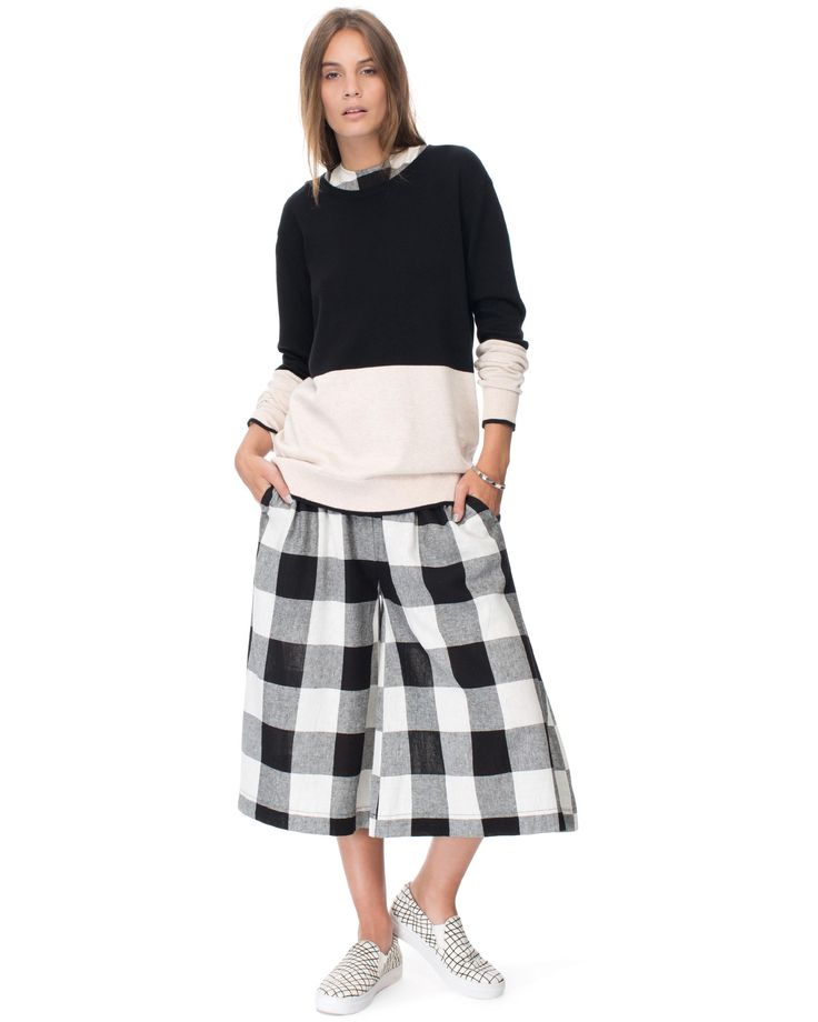 Cobain Culottes by C & M Camilla and Marc Online | THE ICONIC | Australia