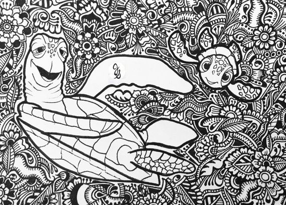 661 Best Images About Disney Coloring Pages On Pinterest