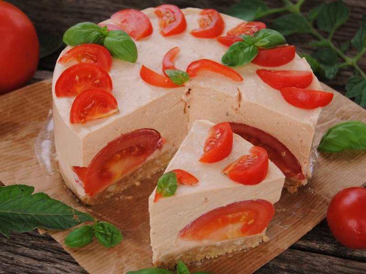 Pomidorowy tort