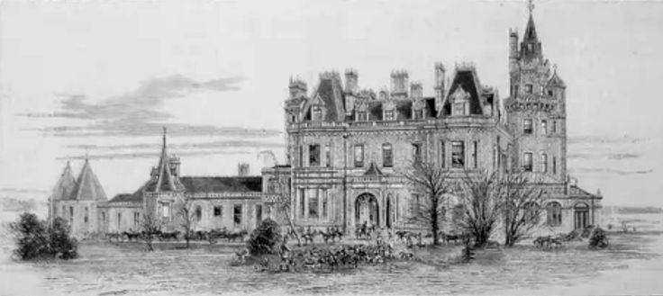 1880 print-Normanhurst Court, lost 1951