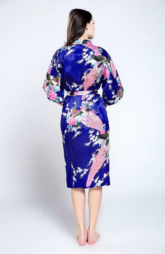 33 best bridesmaid robes cheap unique bridesmaid gifts cotton kimono ...