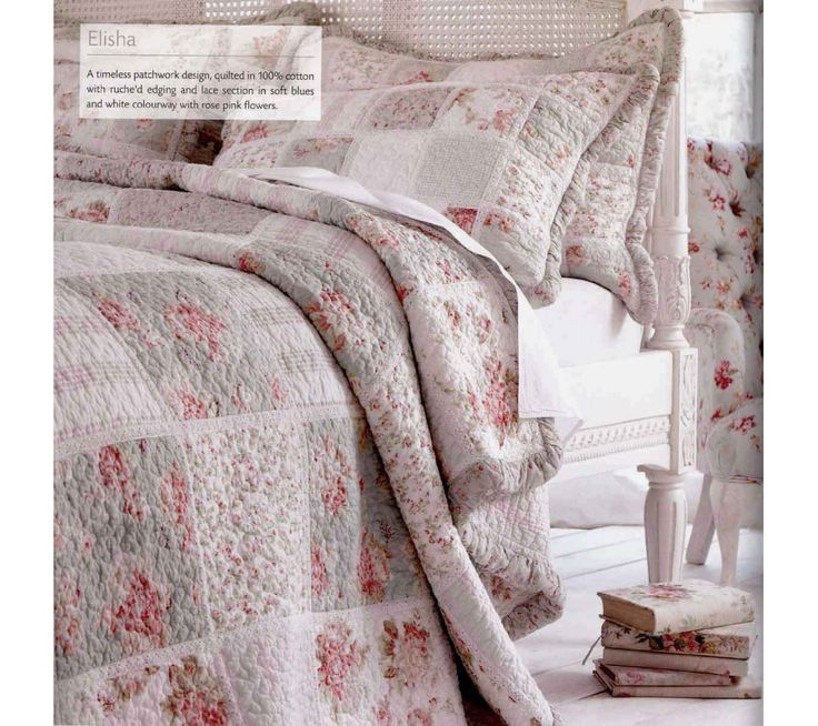Luxury Quilted Bedspreads And Throws