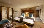 Luxury Hotel at Woburn Forest revealed | Center Parcs