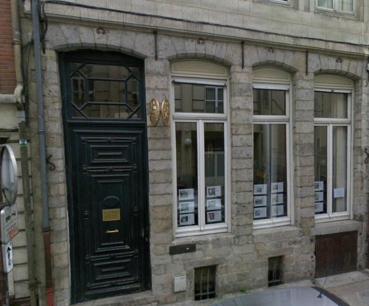 Etude de Maîtres Bridoux, Barrois, Loock & Danjou de Lille. #Notaires #Lille