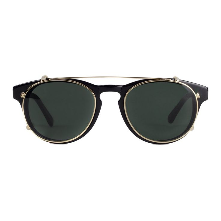ray ban clip on sunglasses clubmaster  han kjobenhavn // sunglasses