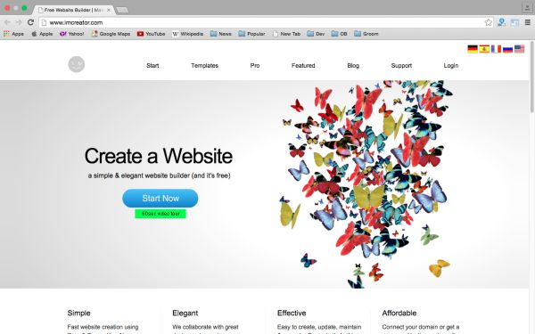 20 Best Website Builders in the Market