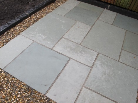 Limestone Patio Pavers