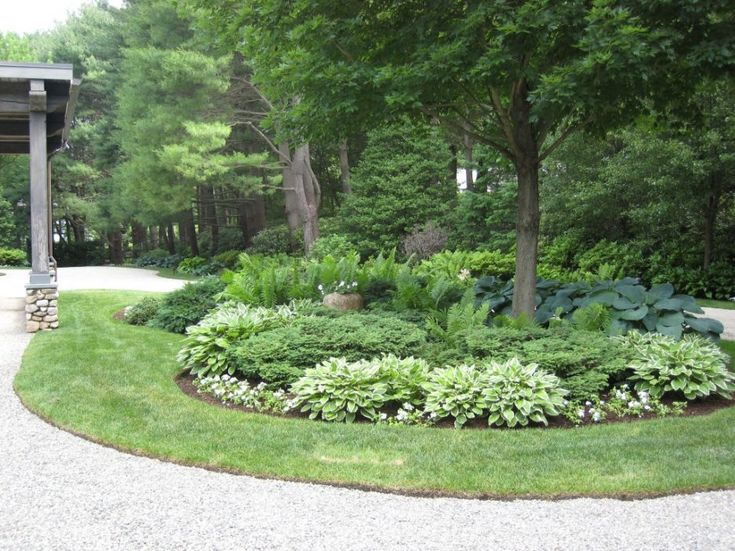 Garden Design And Landscaping best 25+ circle driveway landscaping ideas only on pinterest