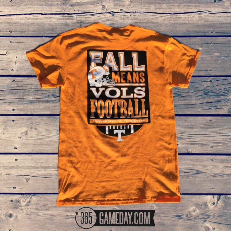 """Tennessee """"Fall Means Football"""""""