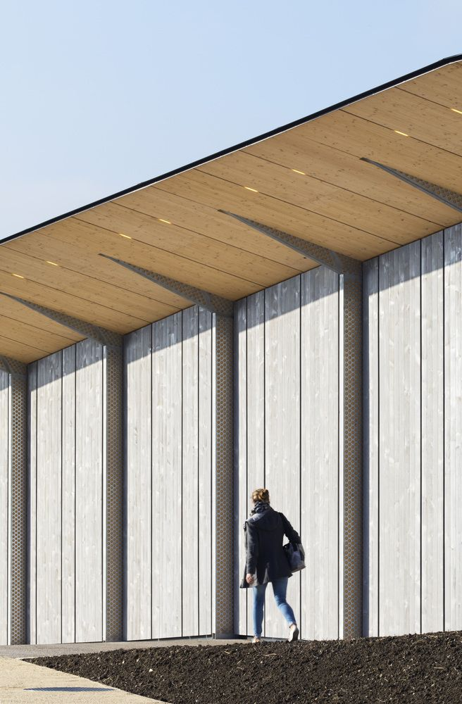 Gallery of Under One Roof / Kengo Kuma & Associates - 15