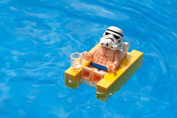 33 excellentes photographies de LEGO par Powerpig | Ufunk.net