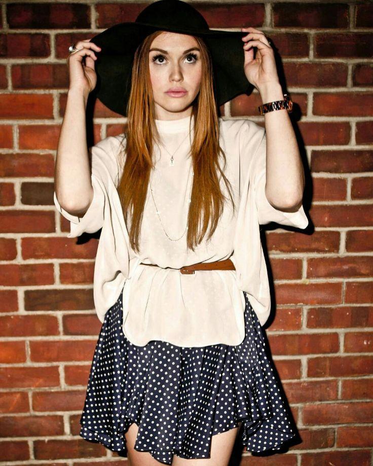 Love Lydia, she is so beautiful