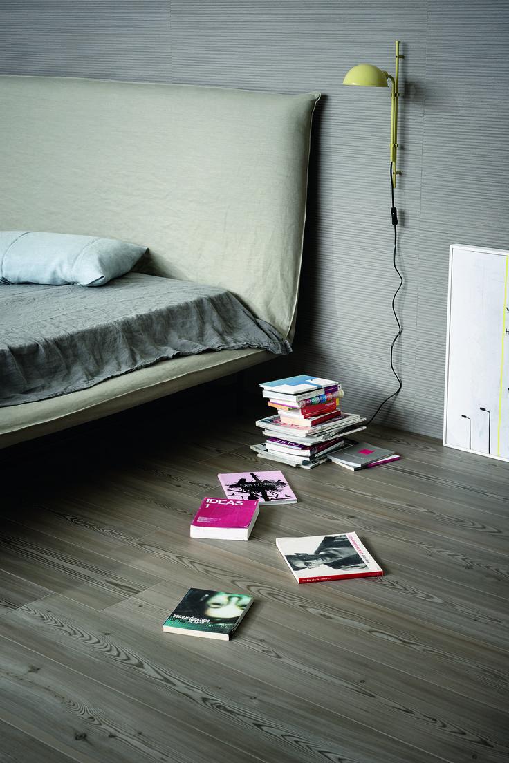 #Marazzi | #Treverktrend | #floor | #bedroom | #woodtiles | #andreaferrari | #materika | #walls