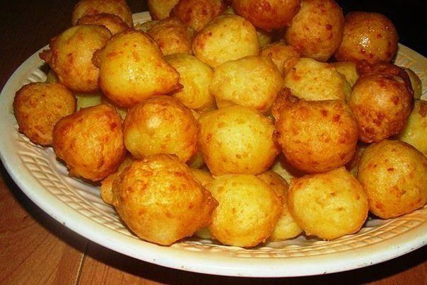Самые вкусные рецепты: Пампушки из картофеля