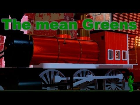 The mean greens - We are not good at this