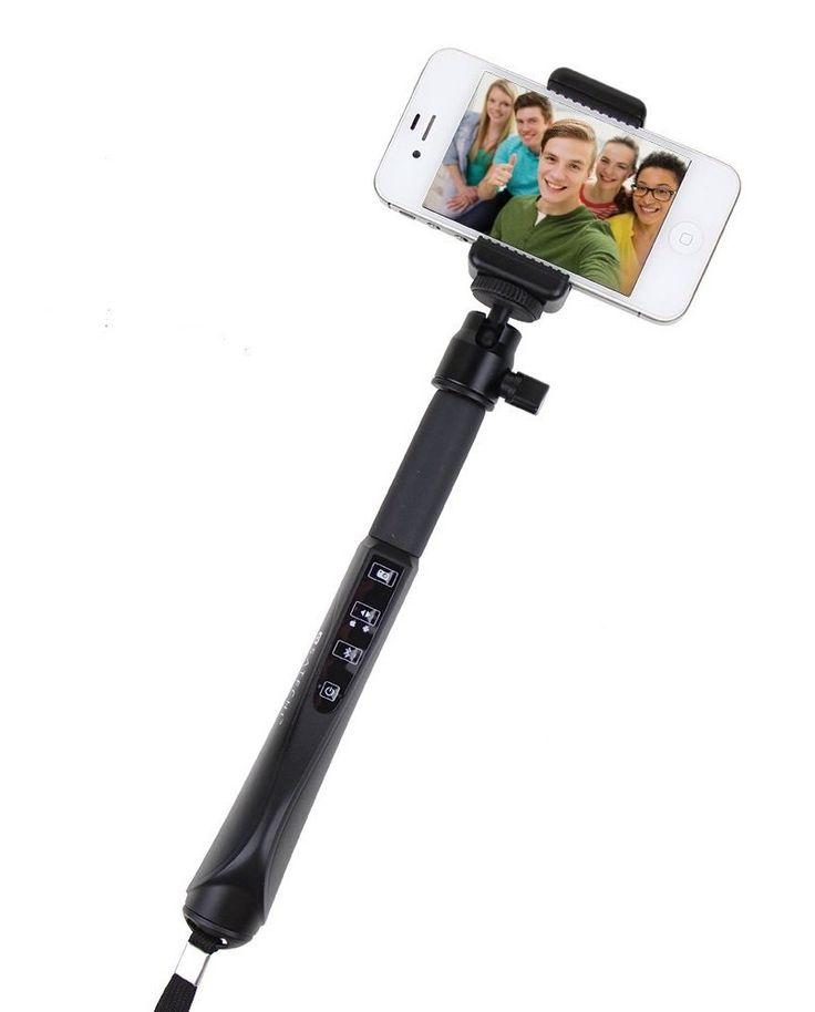 Amazon.co.jp: Satechi スマート セルフィースティック 自分撮り 一脚 (iPhone、Galaxy用)技適マーク取得: 家電・カメラ