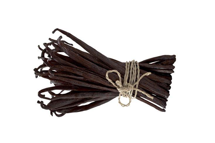 Om du gillar vanilj kommer du att älska doften när du använder denna hemmagjorda skrubb. Den är fullspäckad med små svarta vaniljfrön.