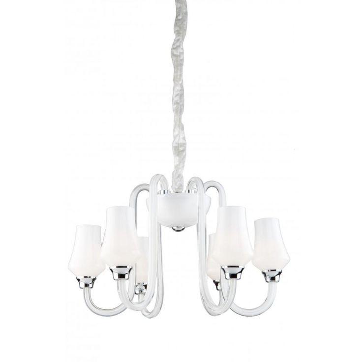 Milk Frame Chandelier - Chandeliers   Montreal Lighting & Hardware