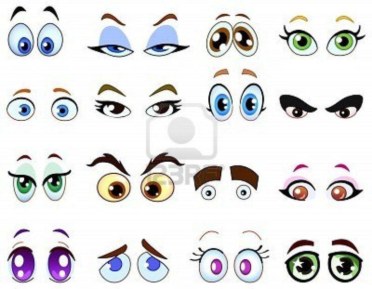 Imagenes de dibujos de ojos