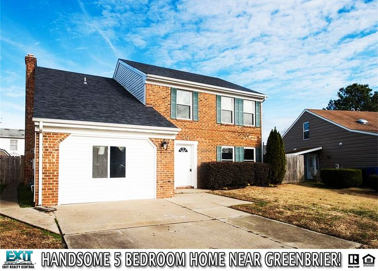 1908 Vienna Ct Virginia Beach Va 23464  5 Bedroom Home Close To Greenbrier!  Property Description  This handsome renovated 5 bedrooms home shows like new. Brick front. New kitchen w Stainless Steel appliances granite soft closure cabinets new roof upgraded laminated floor fans lights Large master with large closet & custom bath & more! 1st floor bedroom. Locate in a cul-de-sac. Desirable Schools! Close to parks Close to Greenbrier highway 64 & 264! Must See!  Key Details  Bedrooms5  Full…