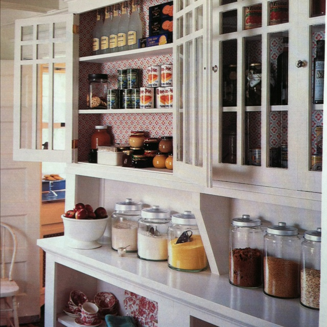 Sloan Chalk Paint Kitchen Cabinets with Copper And Turquoise Kitchen