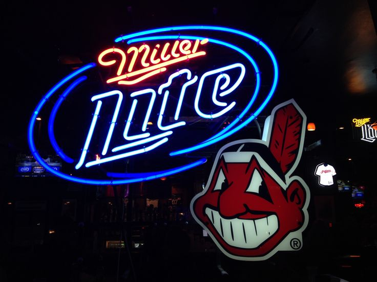 216 Best Neon Beer Signs Sports Images On Pinterest