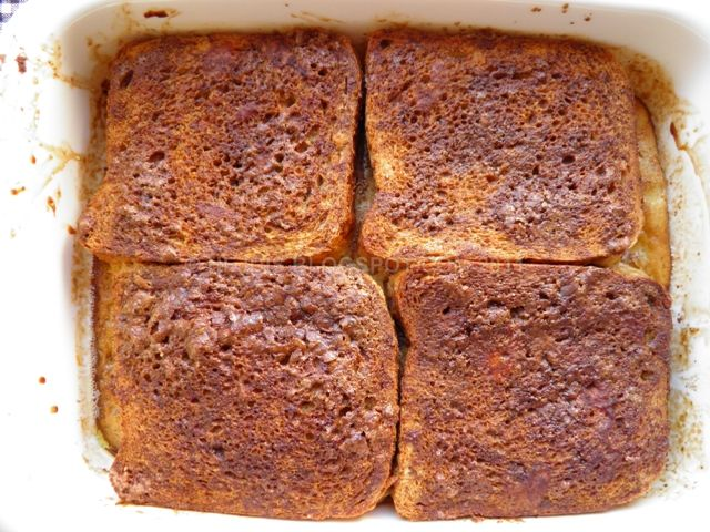 Ovnbagt french toast / arme riddere