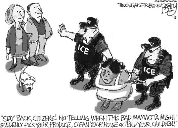 Immigration Police
