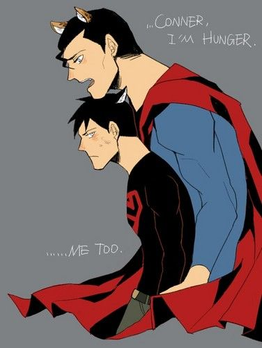 Superman and Superboy - Young Justice Photo (34700118) - Fanpop