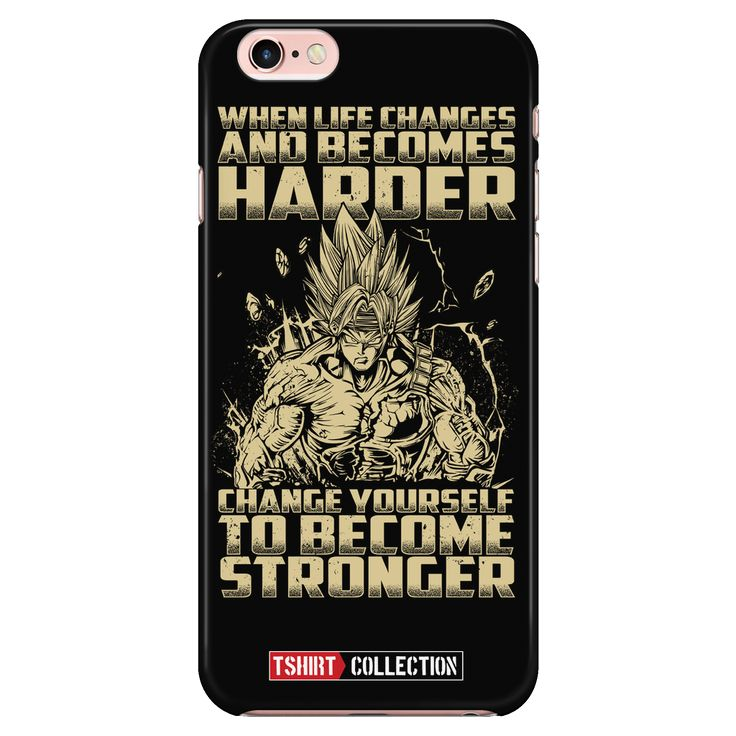 Super Saiyan Bardock become stronger Iphone Case - TL00476PC