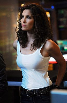 Daniela Ruah as Kensi Blye on NCIS: Los Angeles