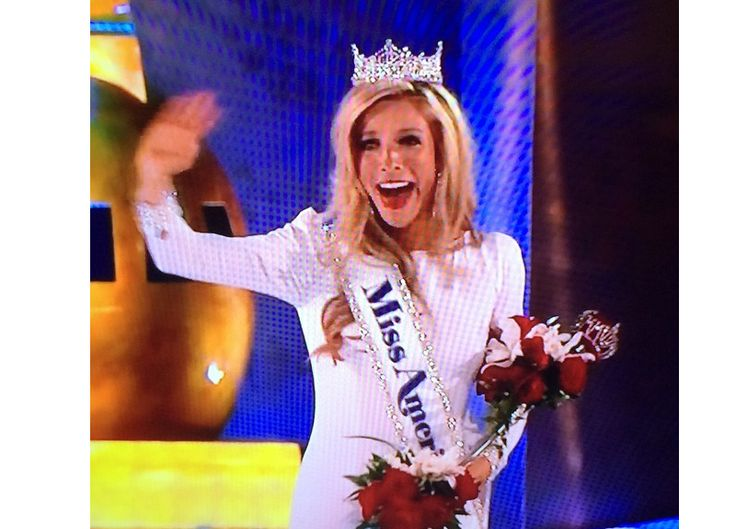 Kira Kazantsev is Miss America 2015 ! - http://missuniversusa.com/kira-kazantsev-miss-america-2015/