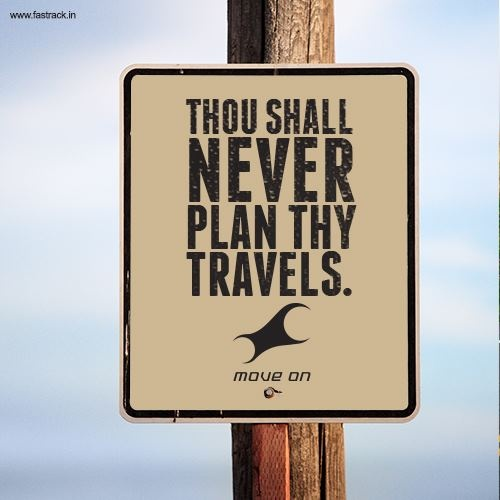 The 6th Rule of an Explorer: