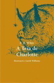 Na teia de Charlotte, bem lá no alto do estábulo, apareciam palavras escritas. A teia falava de seus sentimentos por um porquinho chamado Wilbur, bem como dos sentimentos de uma garotinha chamada Fern, que também adorava Wilbur. O amor das duas tem sido compartilhado por milhões de leitores.