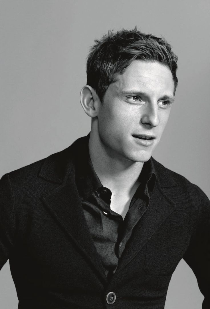 Jamie Bell, photographed by Randall Mesdon for ICON, 2015.