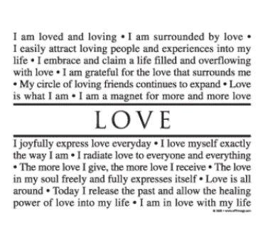 Poems Graphic – Love