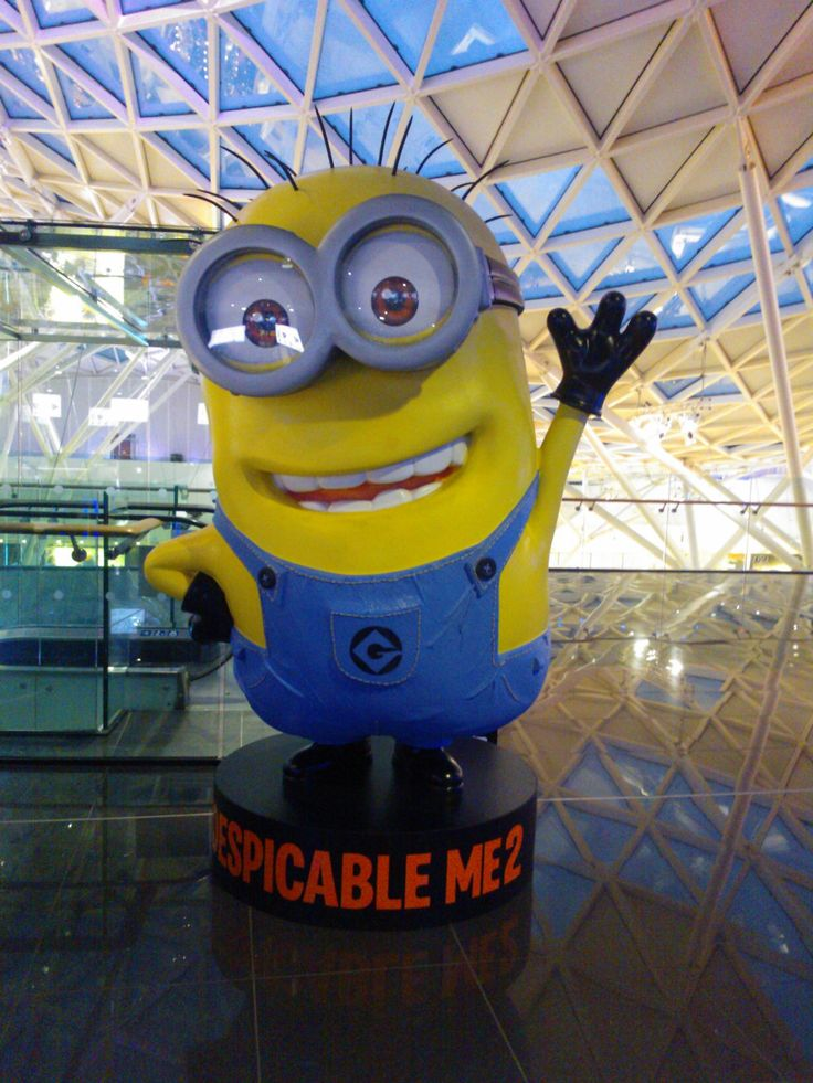 Despicable Me 3 Movie Site Own it Now 4K